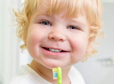 Our Pediatric Dentistry Office Helps Kids to Brush Correctly